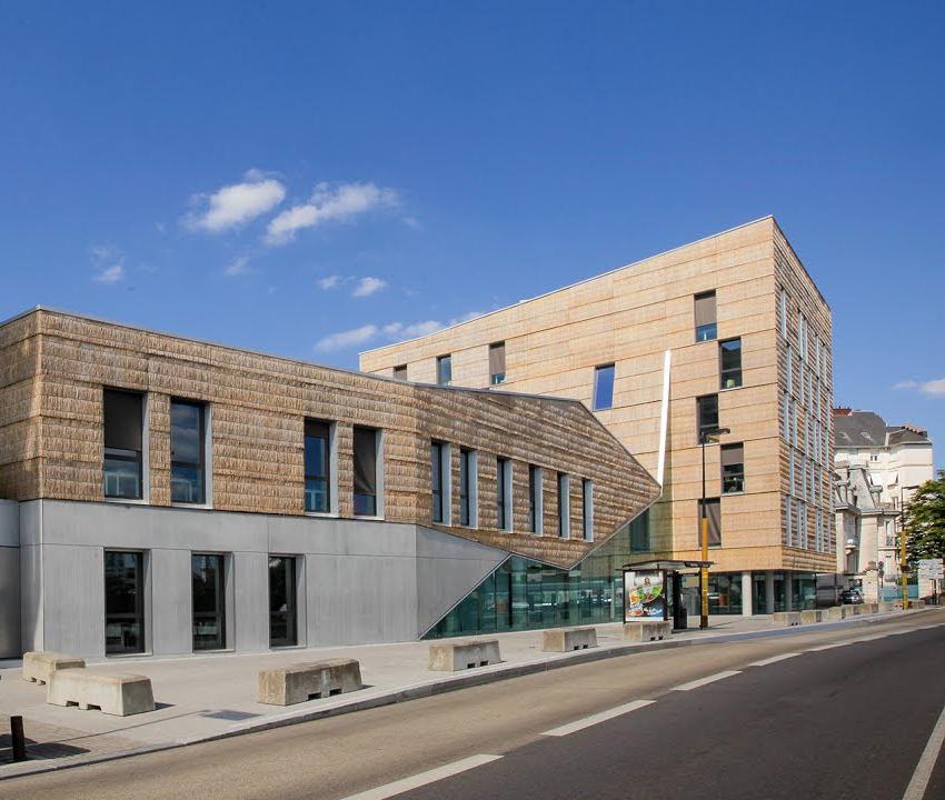 Locaux LAD - Loire-Atlantique développement - © LAD