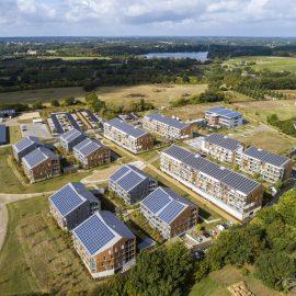 Extension ouest du quartier de la Fleuriaye - Loire-Atlantique développement